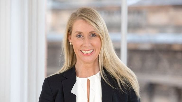 Debbie Crosbie is currently chief operating officer of CYGB. Pic: TSB