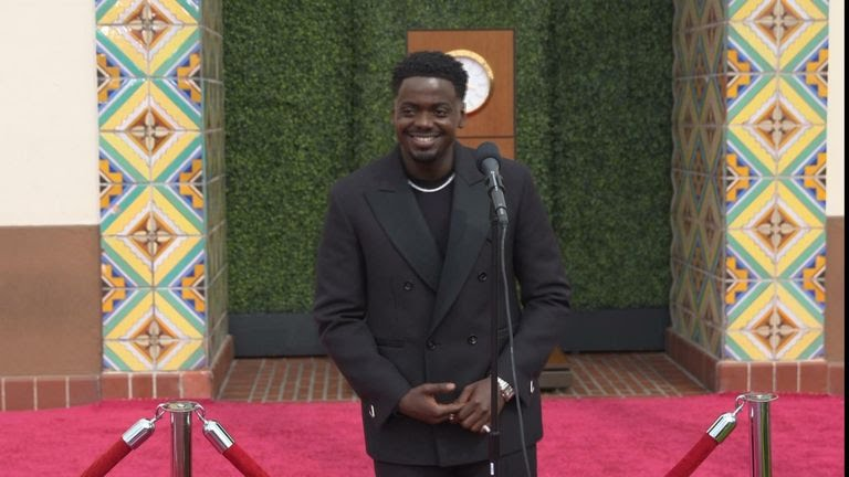 Daniel Kaluuya is nominated for best supporting actor for his role in Judas and the Black Messiah